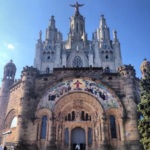 Tibidabo, Barcelona