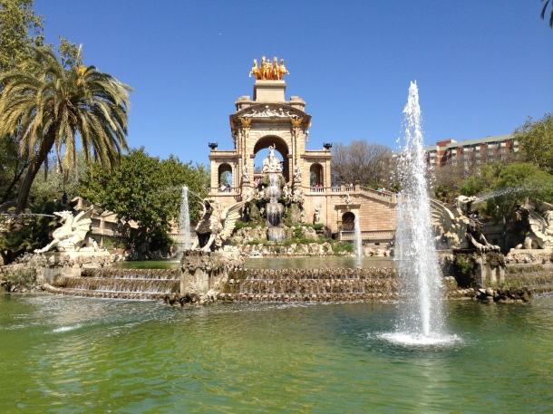 Parc de Ciutadella, Barcelona